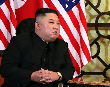 Kim Jong Un îl invită pe Trump, într-o scrisoare, la Phenian