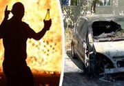 VIDEO | Galațiul, terorizat de un piroman. Cinci mașini au ars precum torțele. Pagubele sunt uriașe