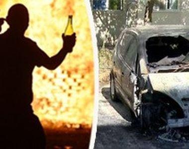 VIDEO | Galațiul, terorizat de un piroman. Cinci mașini au ars precum torțele. Pagubele...