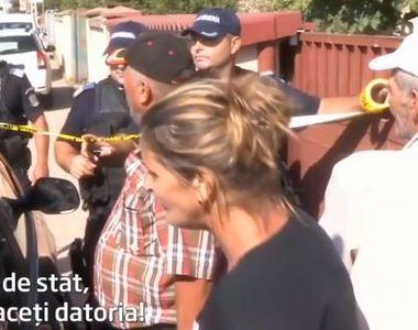 Reacția șoc a colegilor de clasă ai Alexandrei Măceșanu. L-au văzut pentru prima oară pe Gheorghe Dincă în mijlocul oamenilor