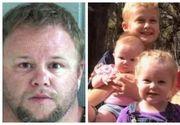 Un bărbat și-a ucis toată familia și a stat cu trupurile neînsuflețite în casă timp de două săptămâni