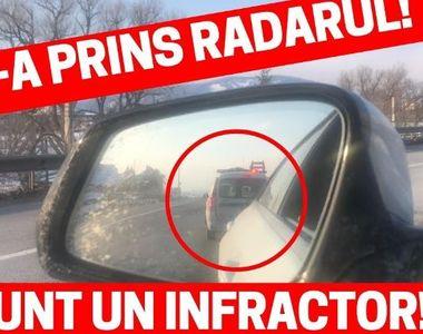 Avertisment pentru șoferii din România. Care este lista radarelor fixe dintre localități