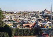 Lucrurile ascunse din spatele demolării complexului Europa: o moarte suspectă, legături cu mafia și apusul unui imperiu