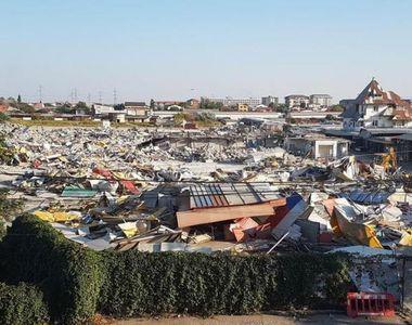 Lucrurile ascunse din spatele demolării complexului Europa: o moarte suspectă, legături...