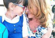 Fetița de 9 ani care a murit în accident se afla alături de mama ei și urmau să ajungă la medic la Botoșani