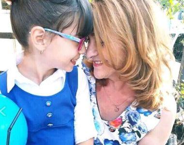 Fetița de 9 ani care a murit în accident se afla alături de mama ei și urmau să ajungă...