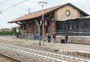 A murit românul bătut şi incendiat într-o gară din Italia