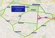 """Restricţii de trafic pentru """"Zilele Bucureştiului"""". Vezi care vor fi zonele afectate"""