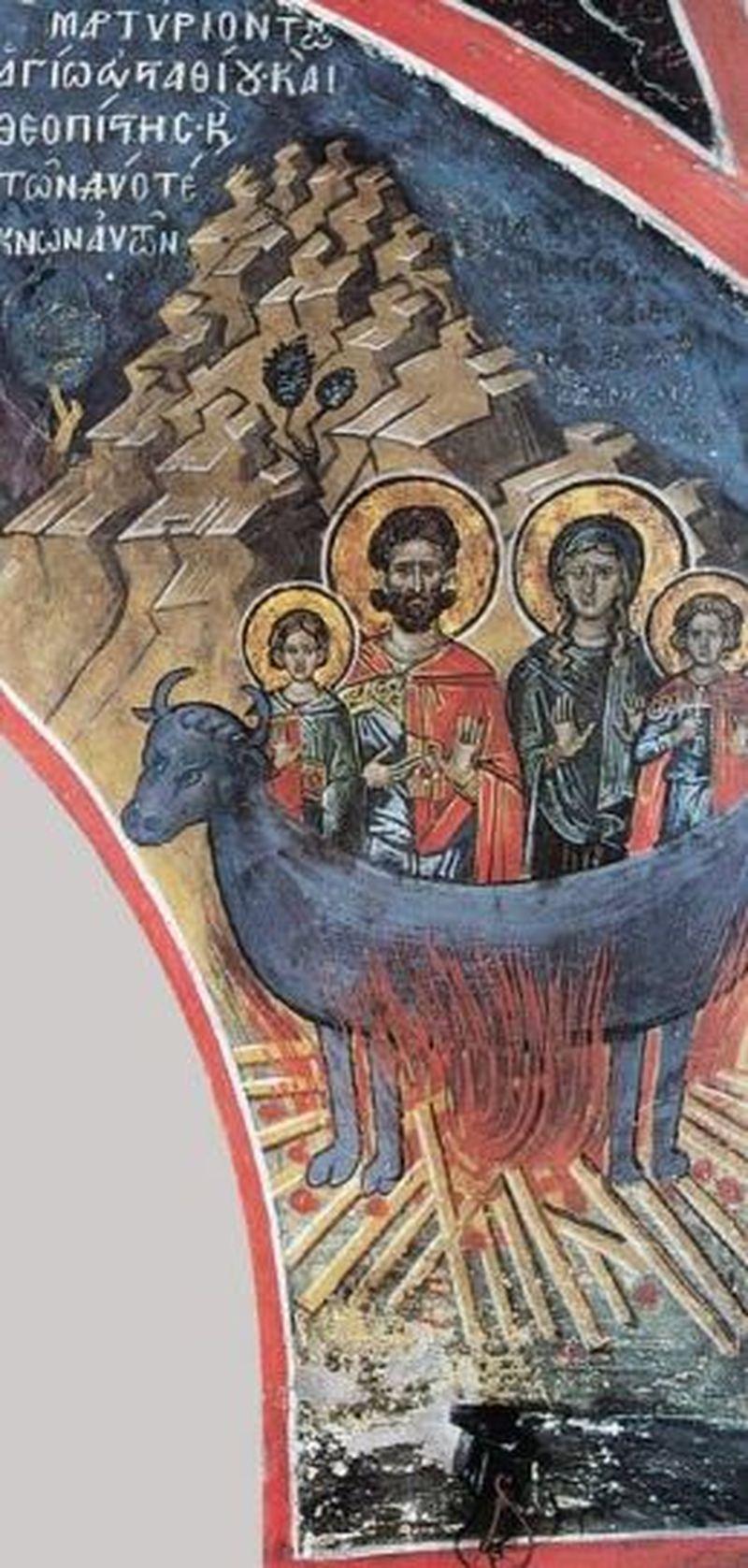 Sărbătoare în rânul creștinilor ortodocși. Vezi pe cine prăznuim astăzi 20 septembrie