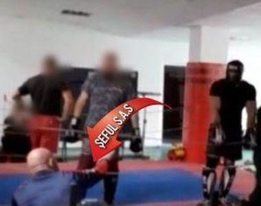VIDEO | Revolta mascaților umiliți de șeful lor. I-a obligat să intre în ring cu un...