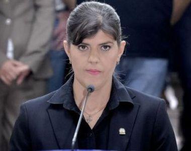 Ce salariu URIAȘ va avea Laura Codruța Kovesi! Șefa Parchetului European va primi peste...