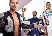 """Fiul """"Regelui asfaltului"""" l-a bătut pe Dani Oţil într-o cursă de Super Rally! Costel Căşuneanu se pregăteşte să devină campion!"""