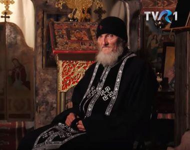 Actorul Dragoș Pâslaru, devenit călugăr, e acum starețul unei mănăstiri dedicate...
