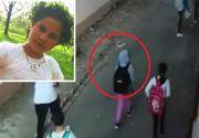 Răpirea Mihaelei Adriana, copila de 11 ani găsită moartă, a fost filmată: Se vede cum se sperie și e trasă spre un gard