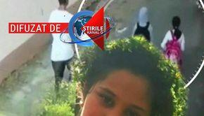 VIDEO | Ultimele imagini cu Mihaela Adriana în viață! Copila de 11 ani a fost găsită moartă, la 48 de ore de la dispariție