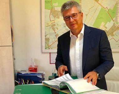 Florentin Pandele renunţă la candidatura la Preşedinţie, pentru a nu-i face rău soţiei...
