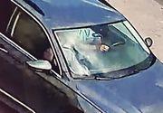 VIDEO | Cazul fetei ucise în Dâmbovița. Imagini cu copila în mașina  suspectului olandez