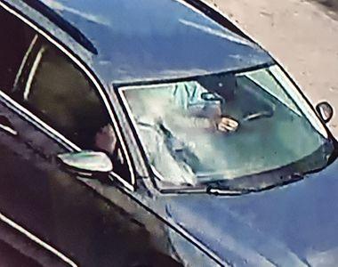 VIDEO   Cazul fetei ucise în Dâmbovița. Imagini cu copila în mașina  suspectului olandez