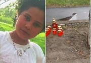 Momente dramatice: Micuța Adriana a fost adusă acasă în sicriu