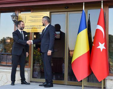 Ambasada României în Republica Turcia a inaugurat Consulatul Onorific al României la...