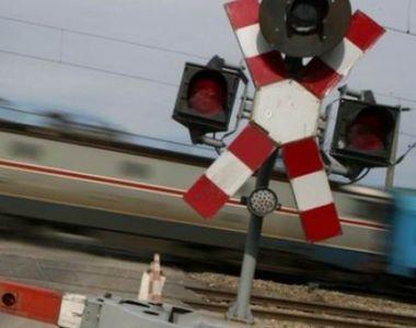 Un bărbat a murit după ce a fost lovit de tren în Cluj-Napoca