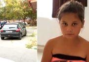 Răpuși de durere, părinții fetei de 11 ani din Dâmbovița i-au adus trupul de la morgă. Primele imagini cu sicriul Adrianei