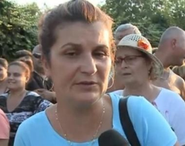 Mama Luizei Melencu a fugit de acasă de frica DIICOT