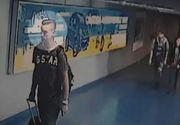 Imagini cu olandezul suspect de crimă părăsind România. Cum arăta cu două zile înainte să se sinucidă