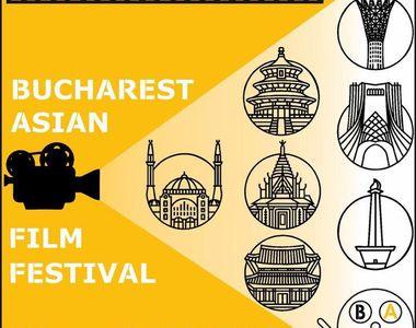Festivalul filmului asiatic de la București are loc în perioada 25 - 29 septembrie 2019