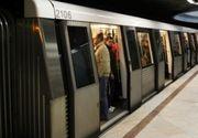 Un băiat a căzut pe şine la metrou, la Aurel Vlaicu. Trenul tocmai venea în stație