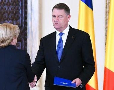 Dăncilă, scrisoare deschisă către Klaus Iohannis: Fac către dumneavoastră un apel la...