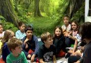 VIDEO | Mindfulness la grădiniță. Copiii care învață sa se calmeze singuri