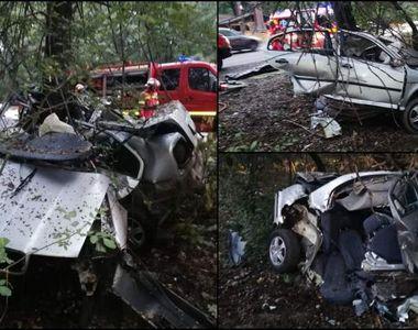 Accident cumplit în Constanța. Un tânăr a murit pe loc după ce a intrat cu mașina...