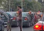 Noi dezvăluiri în cazul celor doi bărbați care au agresat pasagerii unei mașini în București! Ce au descoperit polițiștii acasă la ei