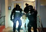 VIDEO   Atac pentru banii din droguri. Imagini cu agresorii reținuți