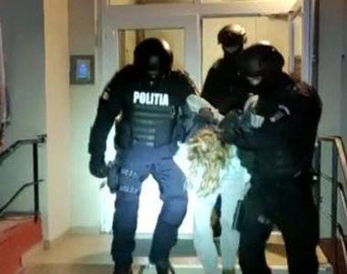 VIDEO | Atac pentru banii din droguri. Imagini cu agresorii reținuți