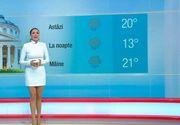 Prognoza meteo pentru miercuri, 25 septembrie. Vremea rămâne închisă