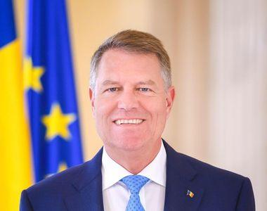 Klaus Iohannis - candidat susţinut de PNL în alegerile prezidențiale 2019