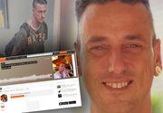 """Pedofilul olandez: """"Mi-ai dat block pe Facebook și urmează să mori""""! Piesa bizară compusă de Joop pe vremea când făcea pe DJ-ul"""