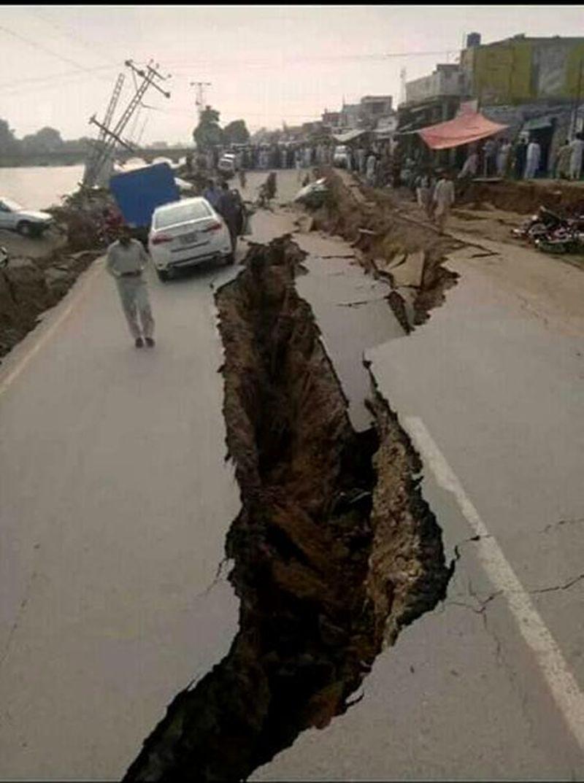 450 de răniți și zeci de morți după dezastrul provocat de cutremur. Seismul a avut 5,8 grade pe scara Richter