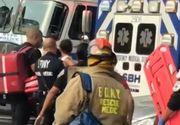 Tragedie: Și-a luat fiica în brațe și s-a aruncat în fața metroului