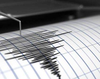 Cutremur rar în România, noaptea trecută