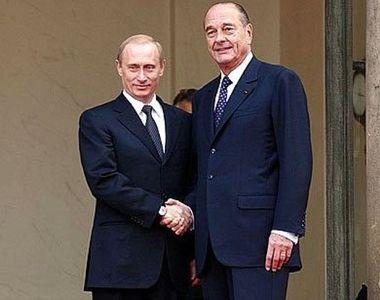 Ultima vizită a lui Jacques Chirac înainte să moară. Pe cine a văzut