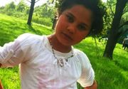 """Mama Adrianei, declarație sfâșietoare: """"Mi-a desfigurat copilaşul de îl înmormântez şi nu pot să-l văd la faţă"""". Fetița de 11 ani a fost condusă pe ultimul drum"""