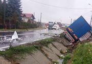 Două persoane au murit şi alte nouă au fost rănite, în două accidente petrecute pe DN7, unul în Vâlcea, iar altul în Argeş