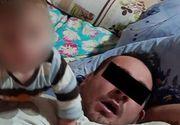 VIDEO | Revoltător! Și-a schingiuit copilul și i-a trimis fotografiile soției care îl părăsise