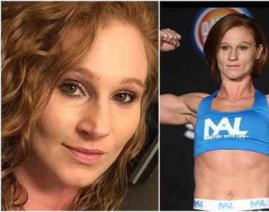 Katy Collins, luptătoare MMA, a murit subit! Mărturia antrenorului său
