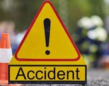 Accident rutier grav în Vrancea. Trei oameni au murit și alți 4 au fost răniți