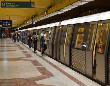 Reacția Metrorex la informația că trenurile ar putea circula doar dimineața