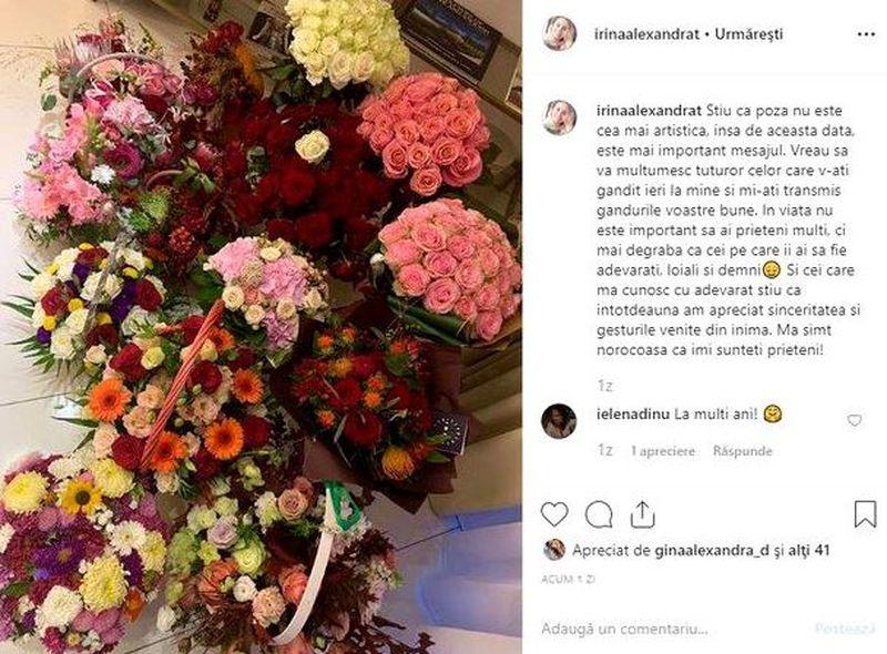 Iubita lui Liviu Dragnea și-a sărbătorit ziua de naștere. Ce a postat Irina Tănase